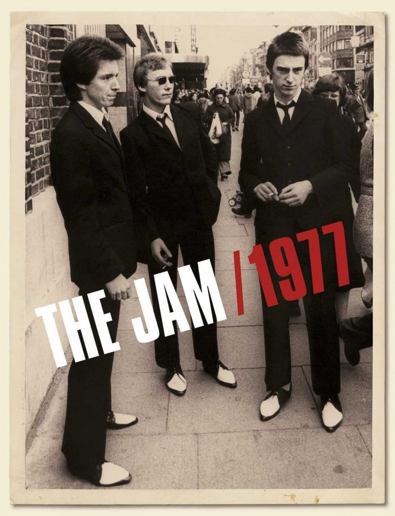 News – The Jam / 1977