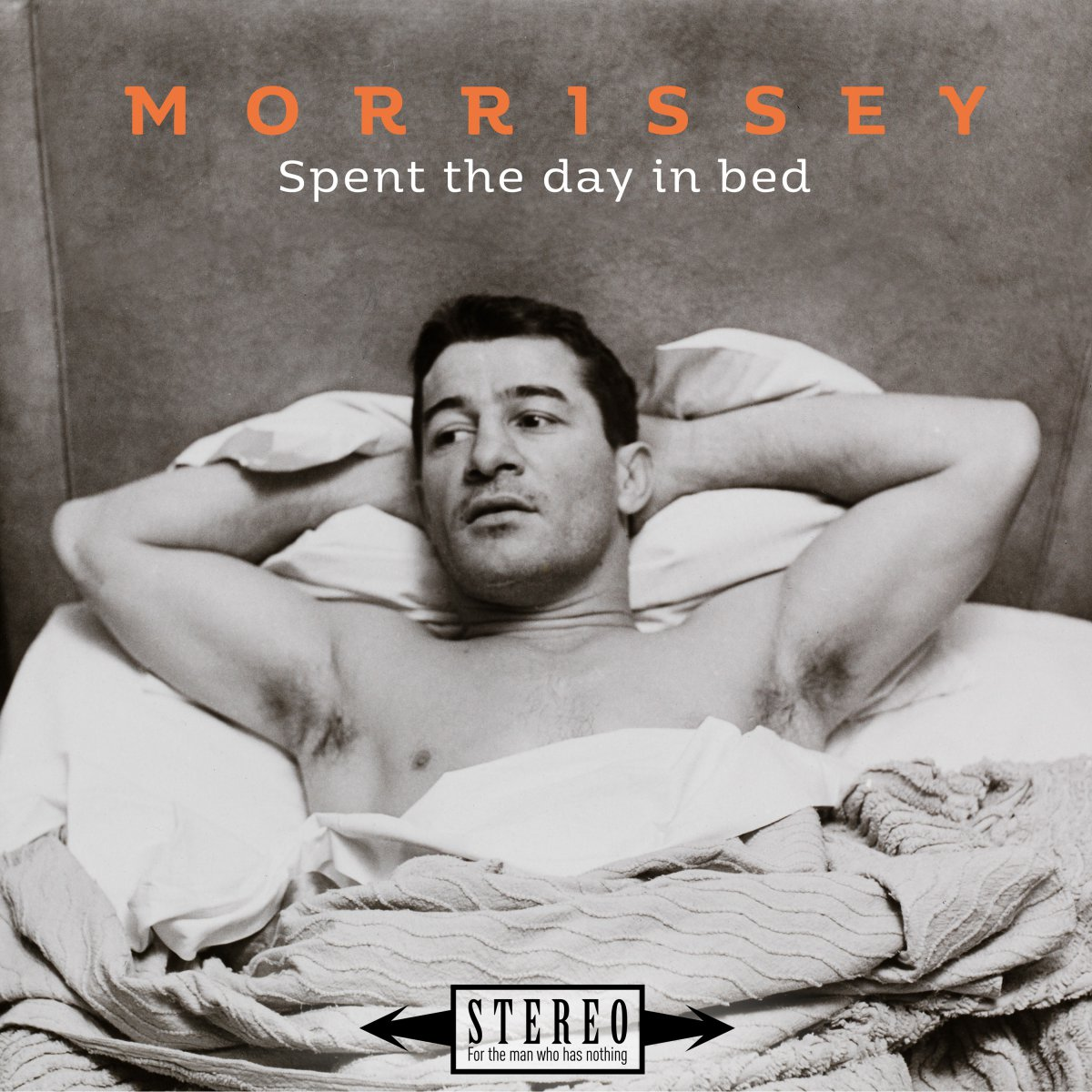 News – Morrissey – Spent the Day in Bed (vidéo)