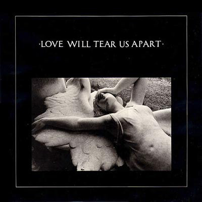 """A Side / B Side – Joy Division """"Love Will Tears Us Apart"""" 1980."""