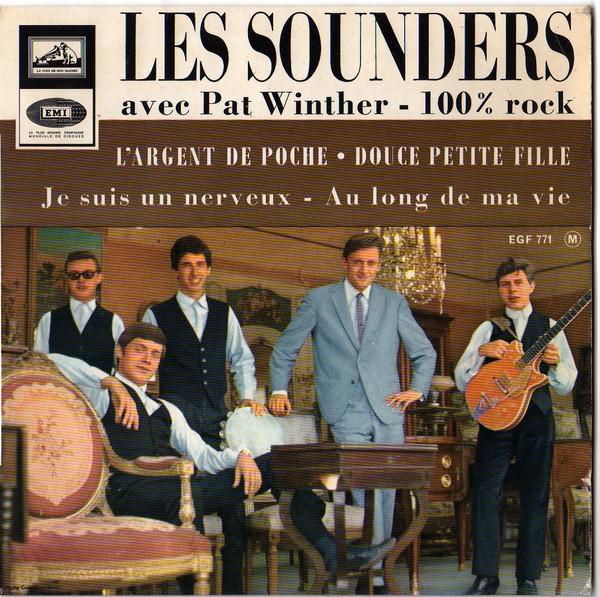 Activités très souterraines – Les Sounders : Je suis un nerveux (1965)