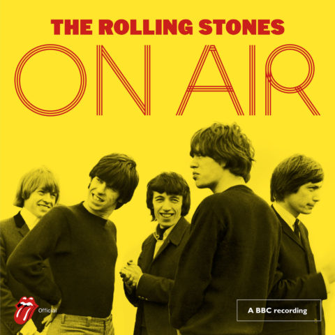 "News – The Rolling Stones ""On Air"""
