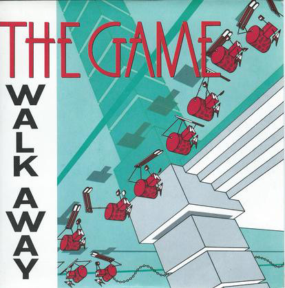 A side / B side : The Game – Walk Away 1988