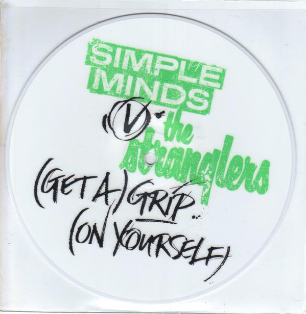 Le Live de la semaine – Simple Minds – The Stranglers – (Get A) Grip (On Yourself)