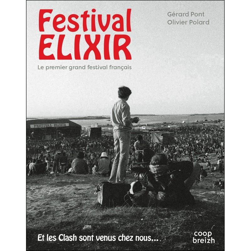 News Littéraires : Festival Elixir, un livre et un film.