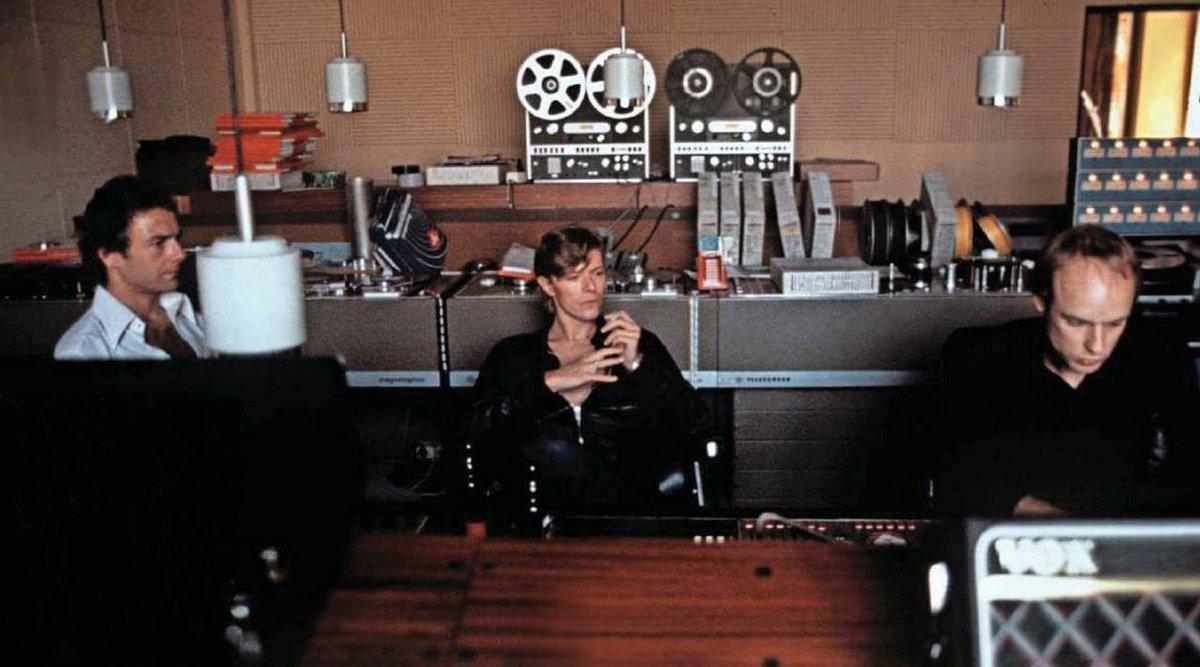 News – Hansa Studios / David Bowie…