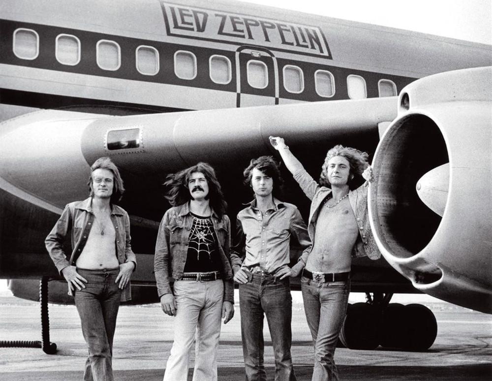 News – Led Zeppelin : un livre pour les 50 ans…