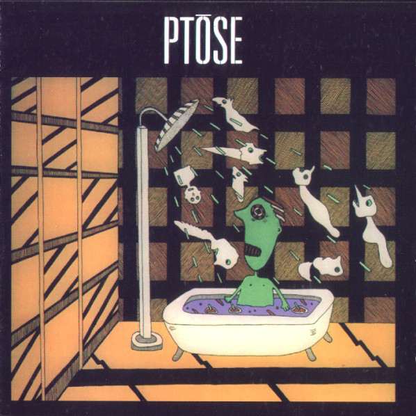 Activités très souterraines – Ptôse : Boule  ( viens ici ) 1979