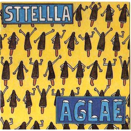 Activités très souterraines – Sttellla : Aglaé  – 1989