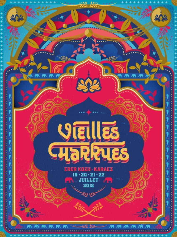 News – Vieilles Charrues 2018