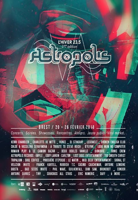 News – Festival Astropolis Hivers 2018 – Brest