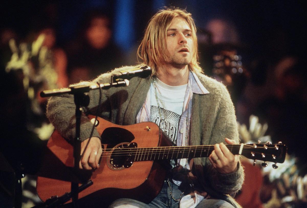 Curiosities – Nirvana : Kurt Cobain et le montant de son premier chèque de droits d'auteur.