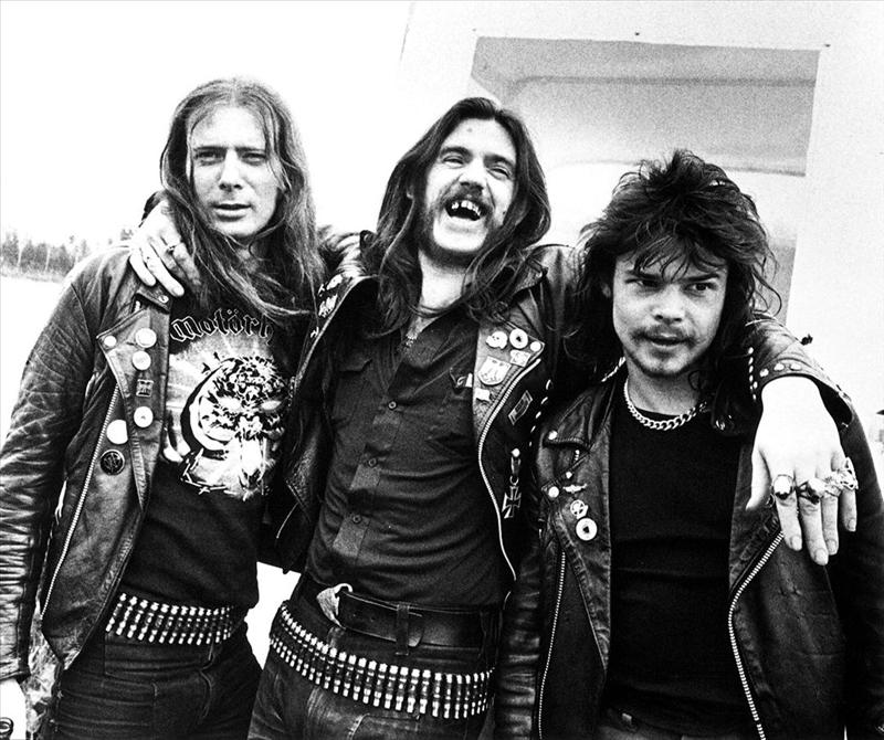 Nécrologie : 'Fast' Eddie Clarke, l'ex-guitariste de Motorhead est mort.