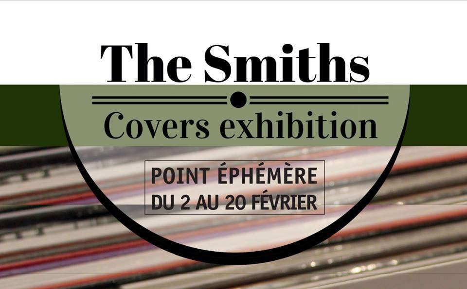 News – Une exposition éphémère dédiée aux Smiths à Paris