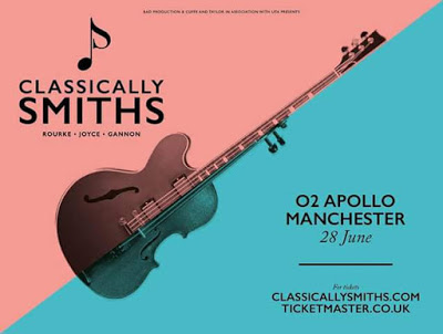 News – Classically Smiths – Andy Rourke, se retire. Projet annulé.