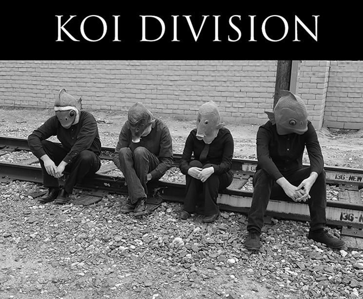 Activités très souterraines – Koi Division