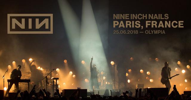 Brèves – Nine Inch Nails, Jorge Elbrecht, George Ezra