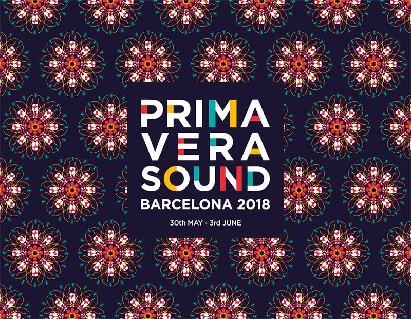 News – Festival Primavera Sound 2018