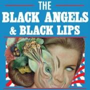 the black angels black lips tour poster