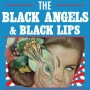 the black angels black lips tour poster