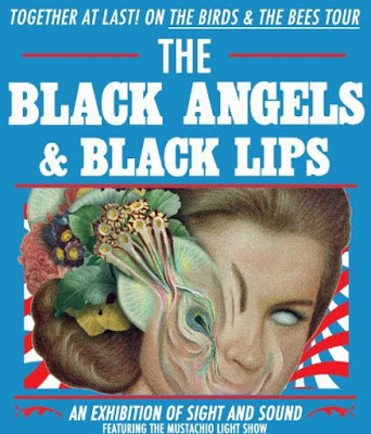 Brèves – The Black Angels / Black Lips, The Vaccines, Gengahr