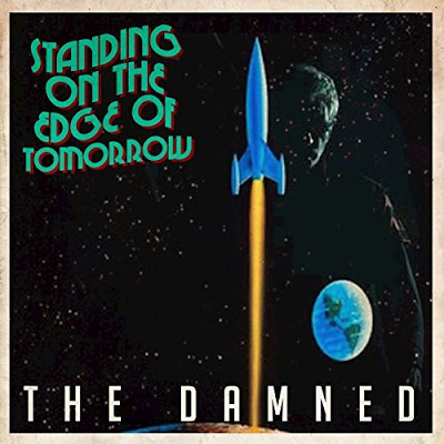 News – The Damned – Standing On The Edge Of Tomorrow, nouveau single.