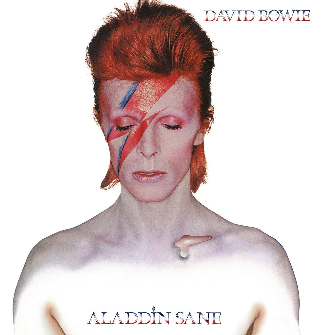 News – Réédition d'Aladdin Sane de David Bowie