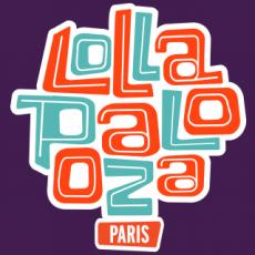 Festival Lollapalooza Paris 2018.