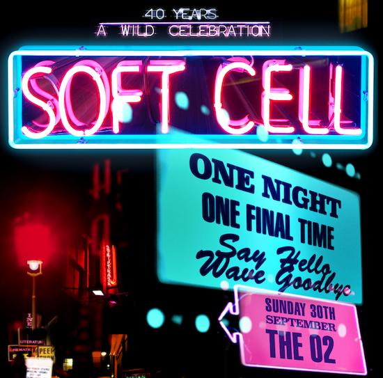 News – Soft Cell, un ultime concert