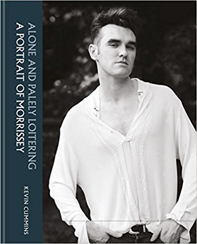 News – Morrissey, un livre photo de Kevin Cummins