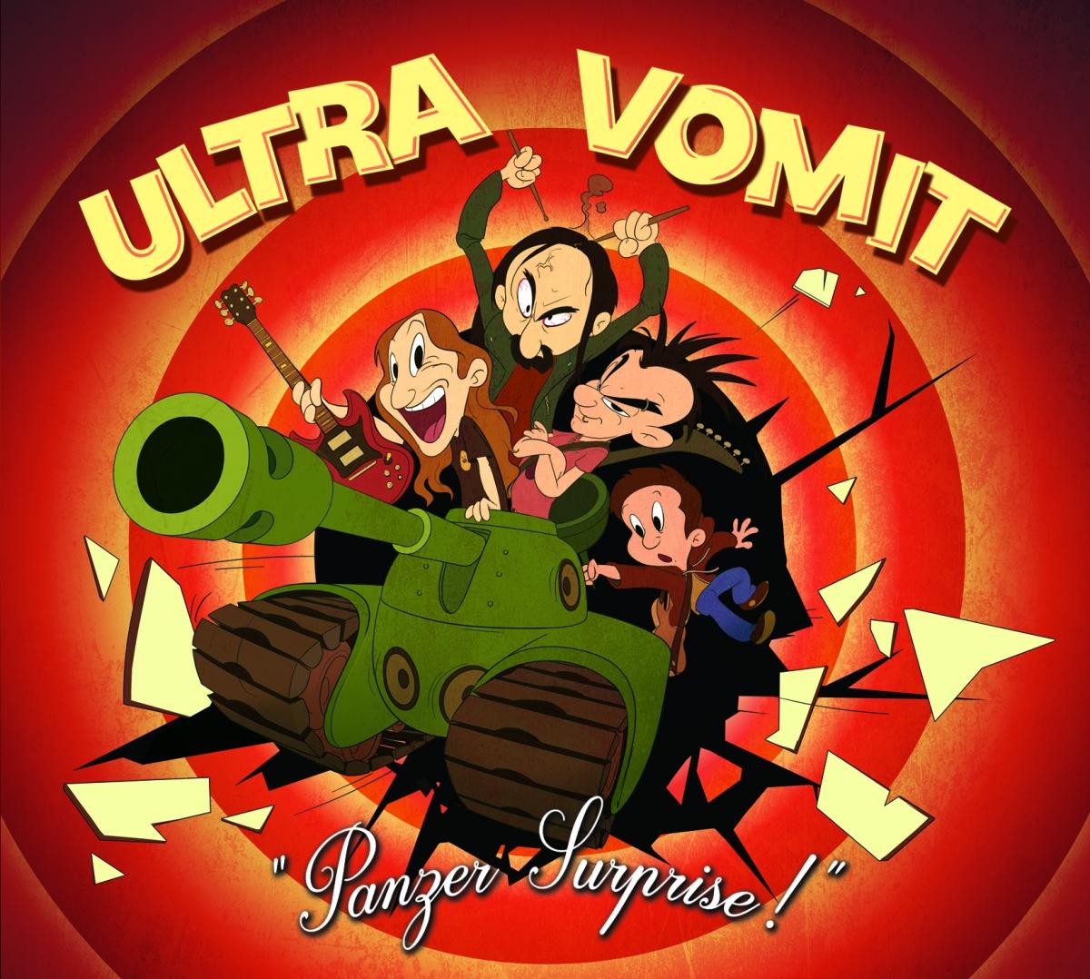 Activités très souterraines – Ultra Vomit – KAMMTHAAR