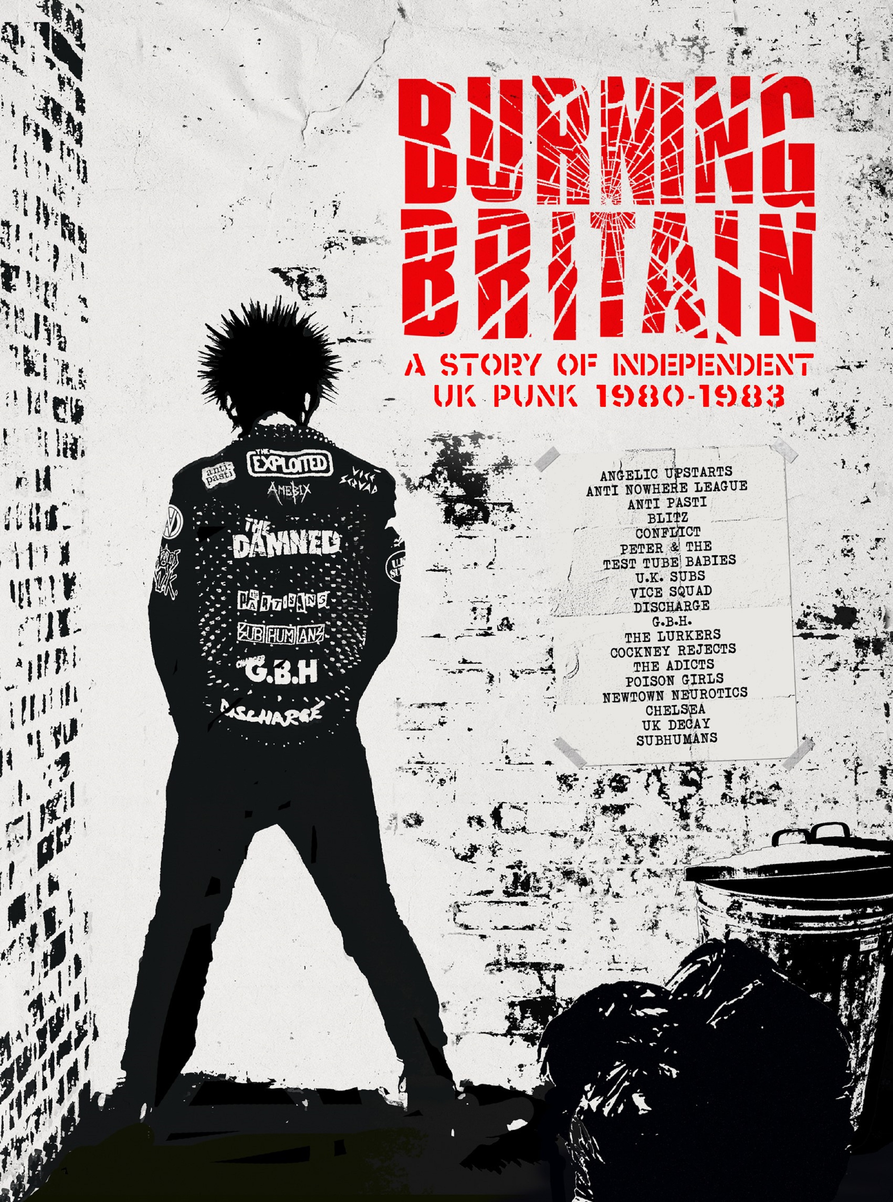 News – Burning Britain: A Story Of Independent UK Punk 1980 – 1983