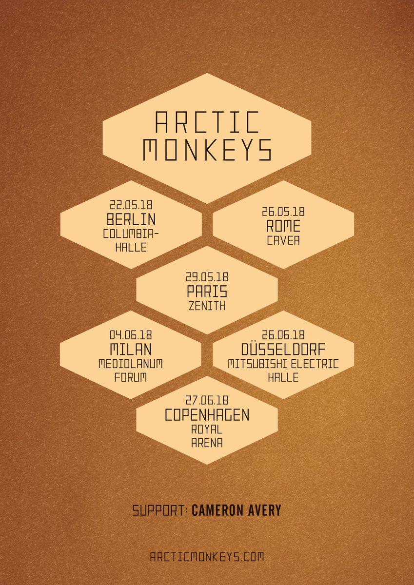 Brèves – Arctic Monkeys, Spector, Belly