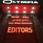 Editors Olympia