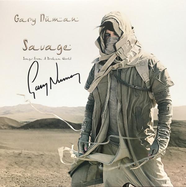 Le Live de la semaine – Gary Numan – My Name is Ruin (The Old Grey Whistle Test)