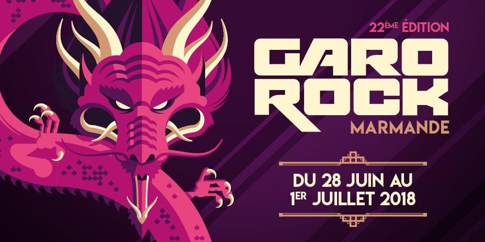 News – Festival Garorock 2018