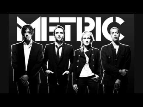Le Live de la semaine – Metric – Synthetica
