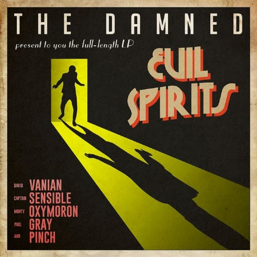 News – The Damned, un retour dans les charts UK.