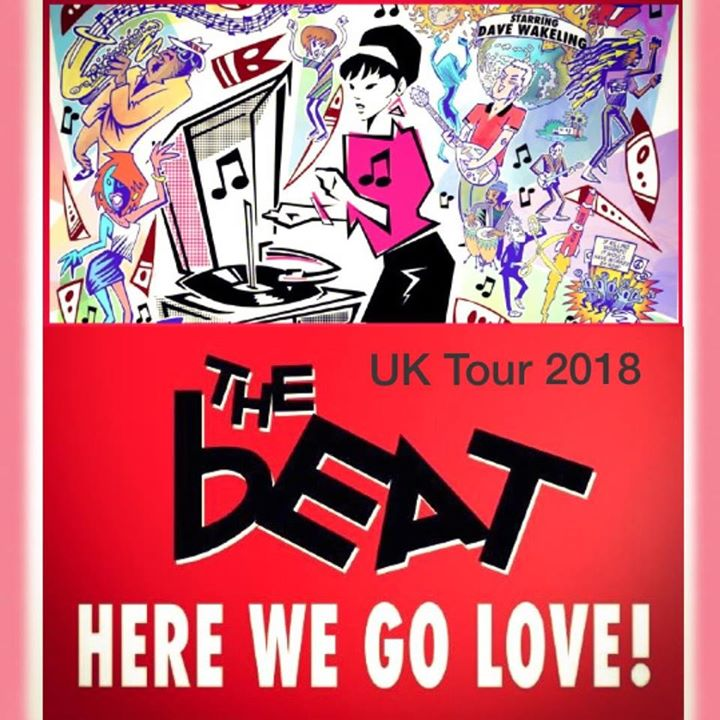 Brèves – The English Beat, The Electric Soft Parade, Romain Humeau