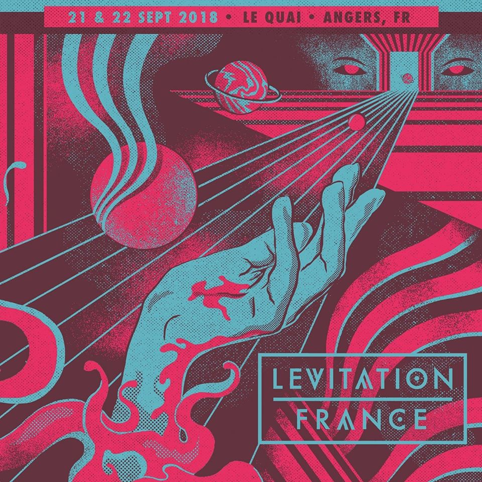 News – Festival Levitation France 2018
