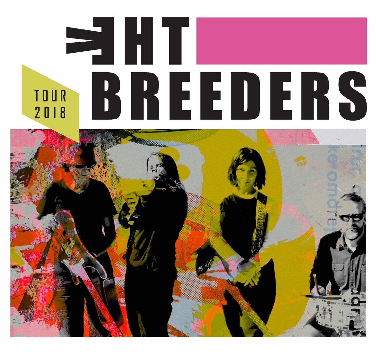 Le Live de la semaine – The Breeders – Wait in a car