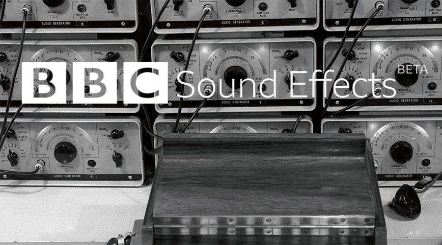 Curiosities : La BBC met à disposition 16 000 sons en téléchargement gratuit