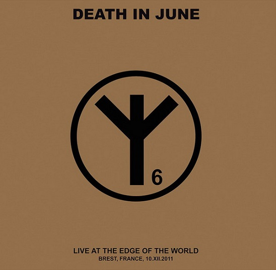 Brèves – Death In June, Geometric Vision, Wayne Hussey (The Mission)