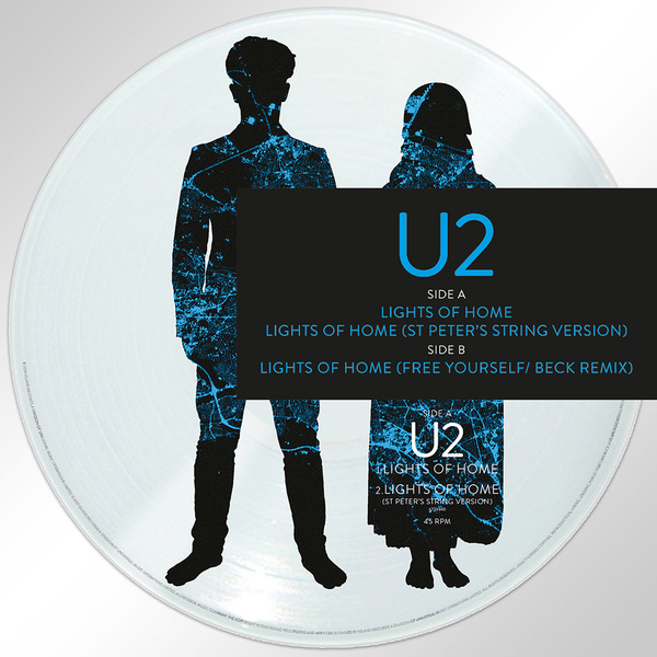 News – U2 – Lights Of Home (Free Yourself / Beck Remix)