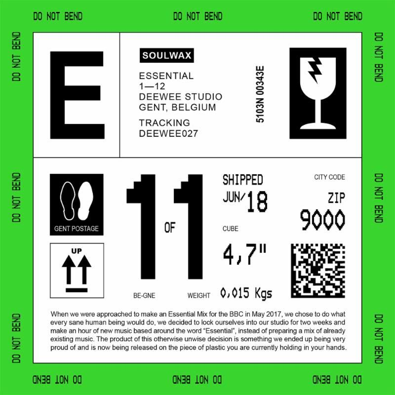 Electro News @ – Soulwax, The Orb, SN-A