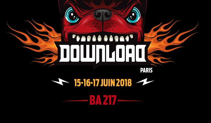 Festival –  Download Festival France 2018