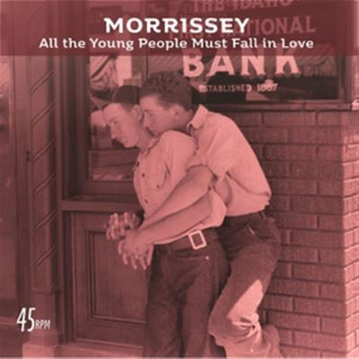 News – Morrissey – All The Young People Must Fall In Love
