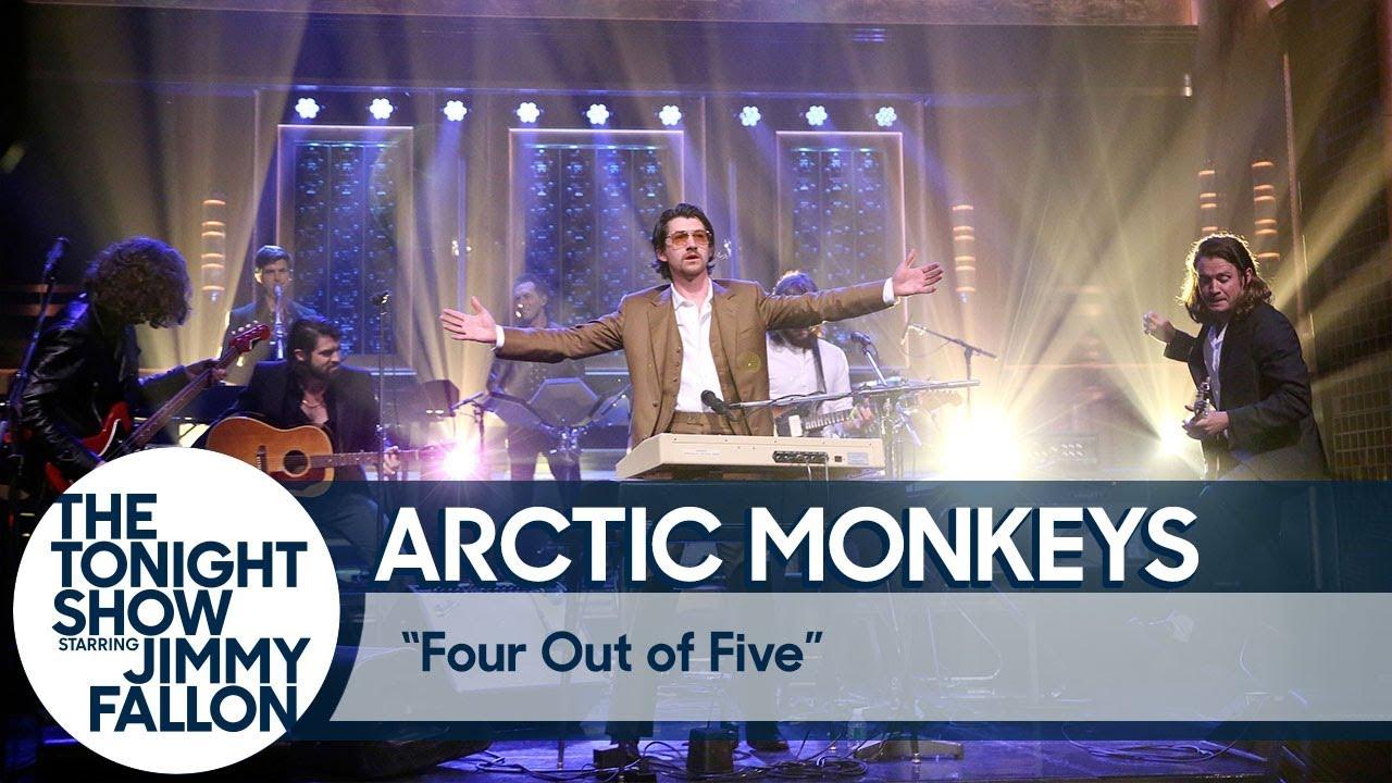 News – Arctic Monkeys chez Jimmy Fallon