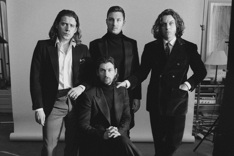 Brèves – Arctic Monkeys, Suede, Danny Goffey