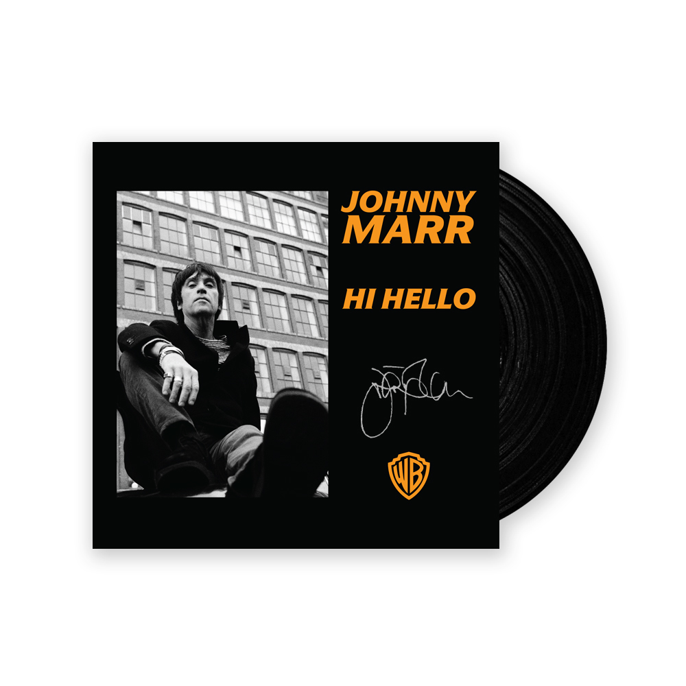 News – Johnny Marr, Hi Hello, un nouveau single.