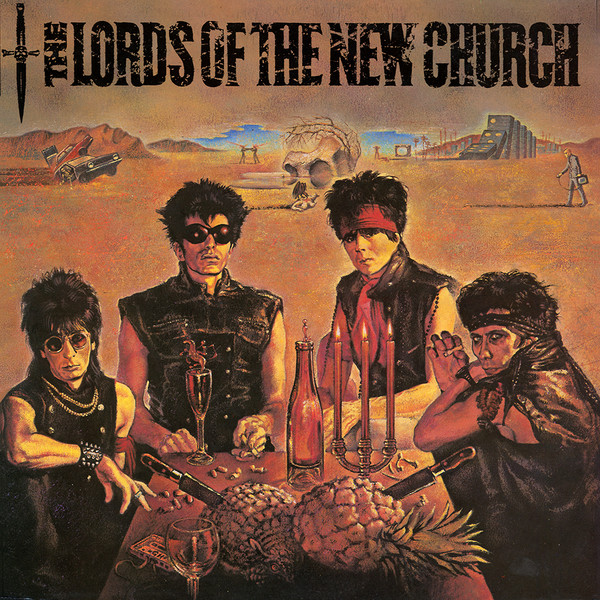 News – The Lords of the New Church, réédite son premier album.
